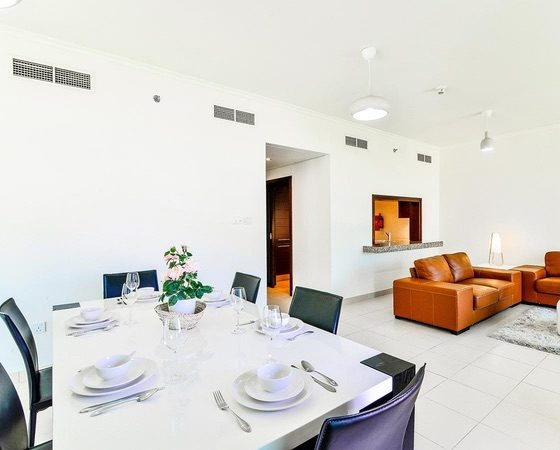 Mayfair | Spacious 2 Bedroom Dubai