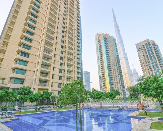 Serenity | Beautiful Two Bedroom Dubai