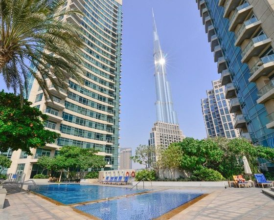Springfield | Serene One Bedroom Dubai